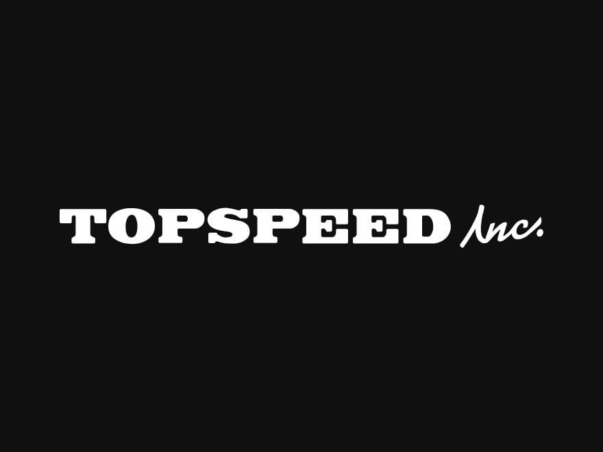 TOPSPEED NEWS COVER
