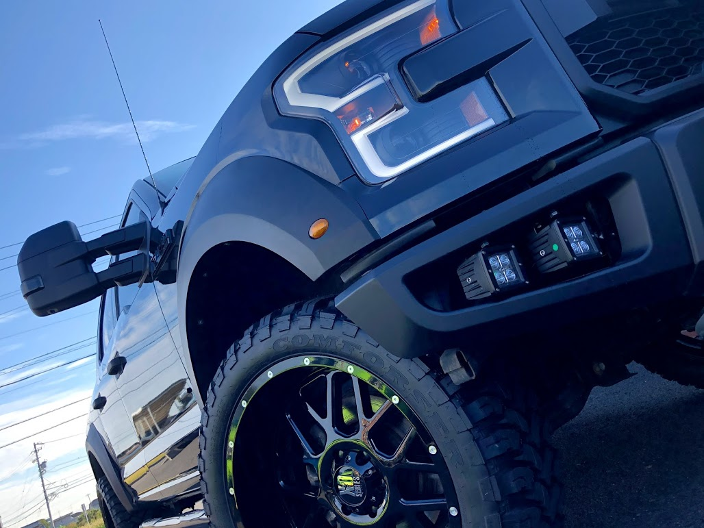 FORD F-150 RAPTARstyle