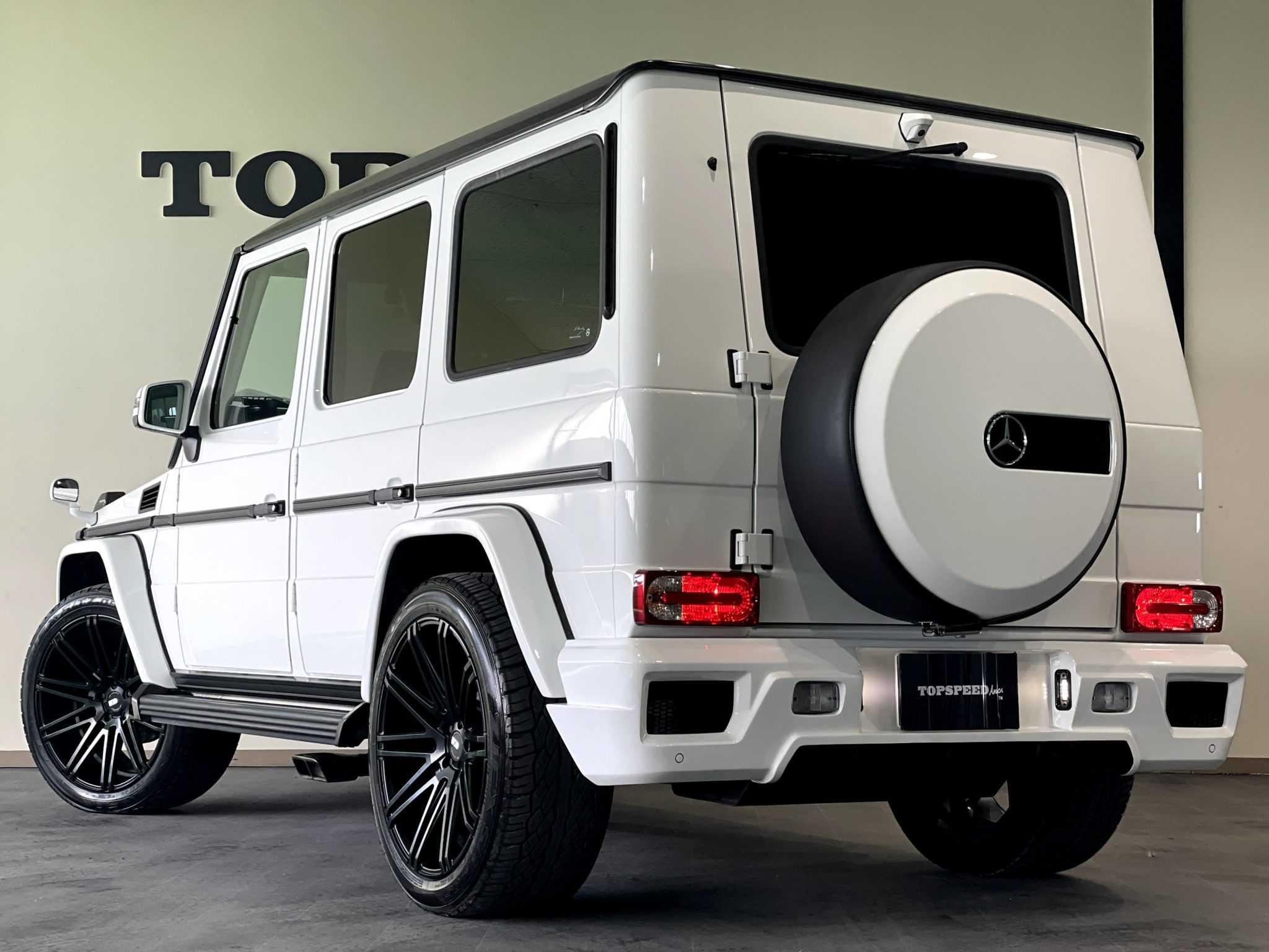 Mercedes Benz G350 Custom