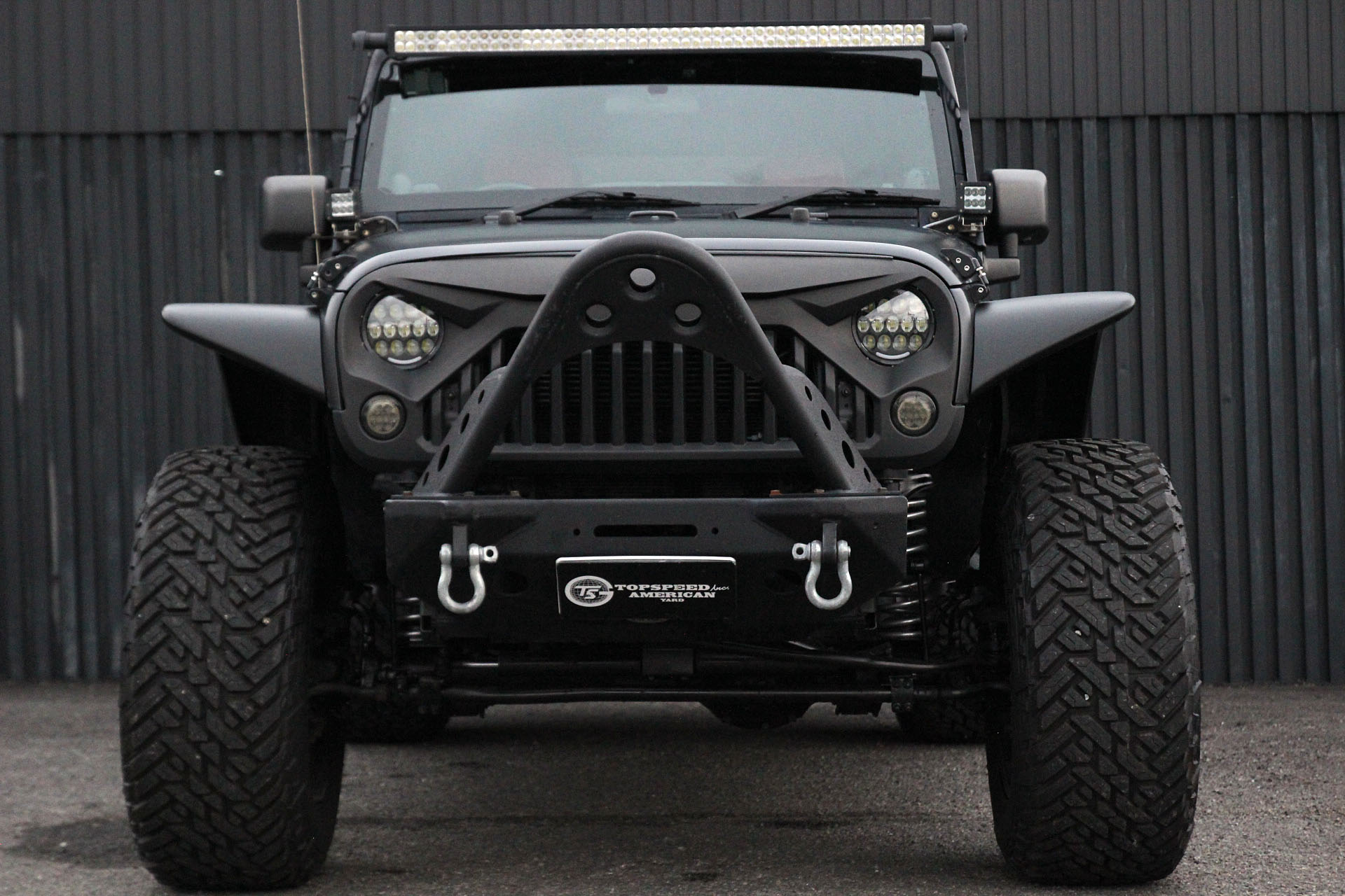 JEEP WRANGLER UNLIMITED Arctic