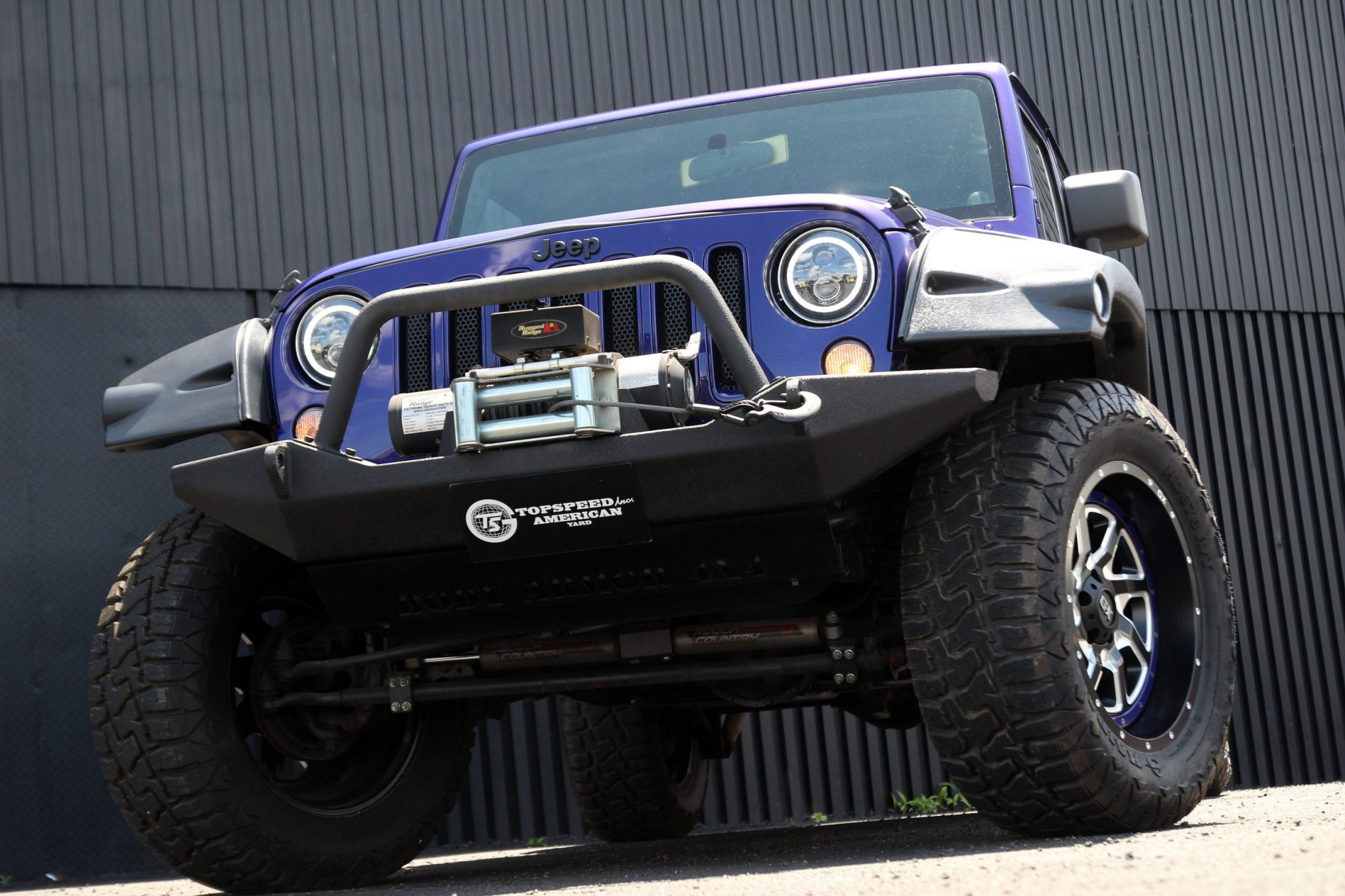 Jeep WranglerUnlimited