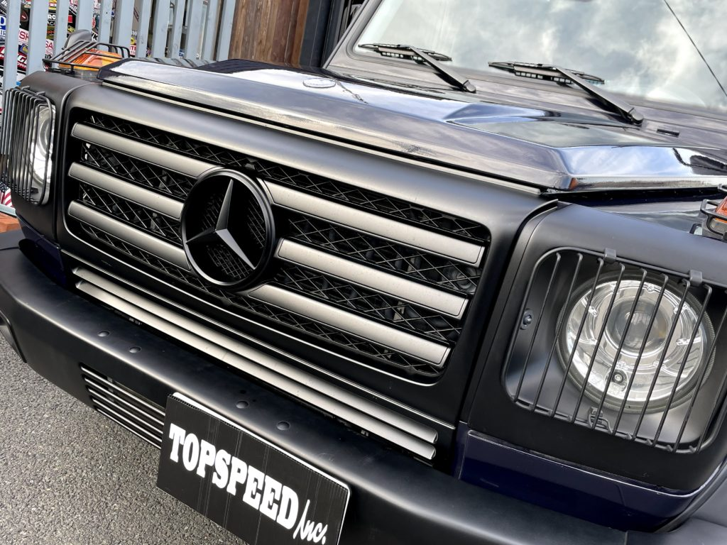 Mercedes Benz G550L TOPSPEED Custom
