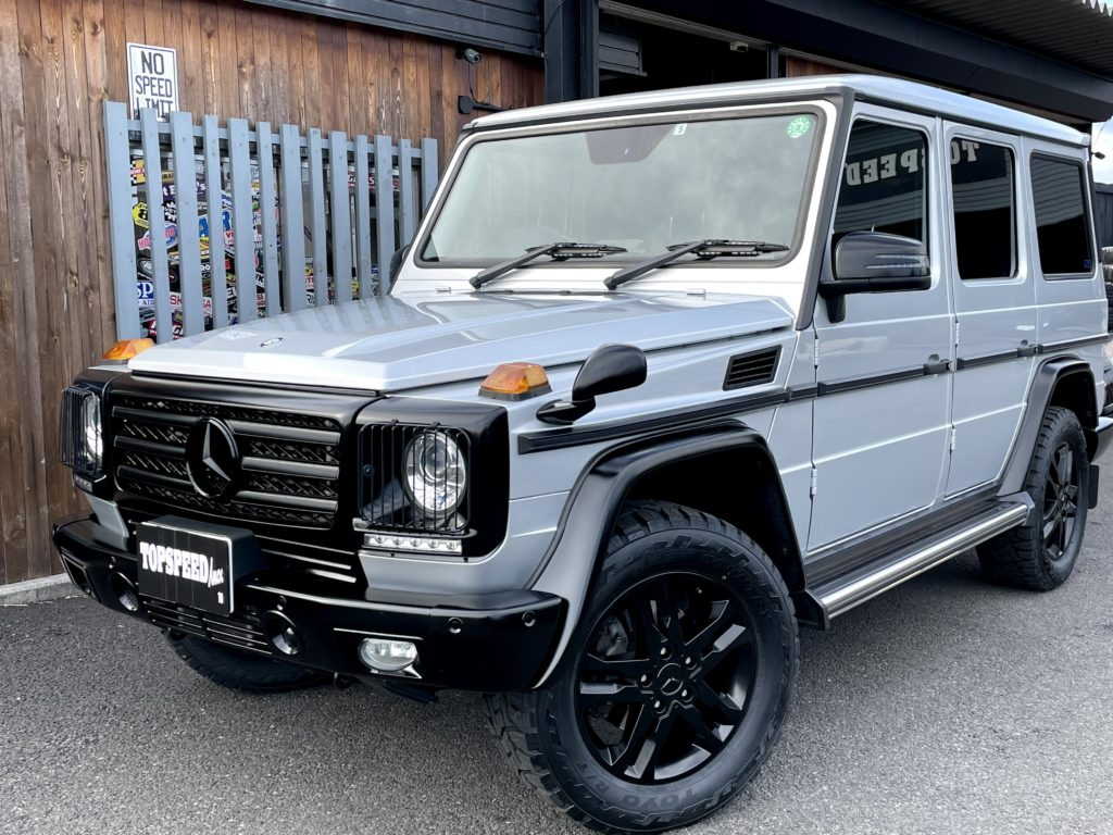 Mercedes Benz G350 BlueTec TOPSPEED Custom