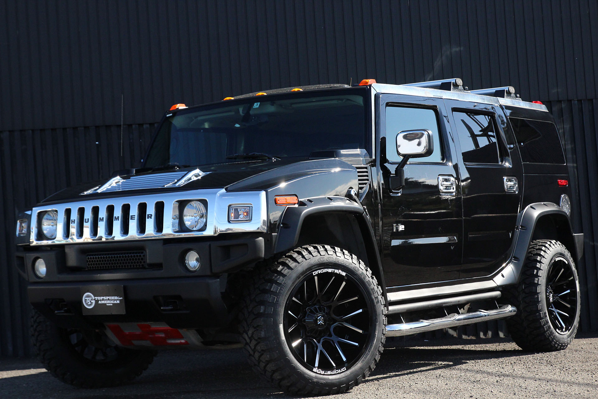 HUMMER H2 DROPSTARS22inchAW