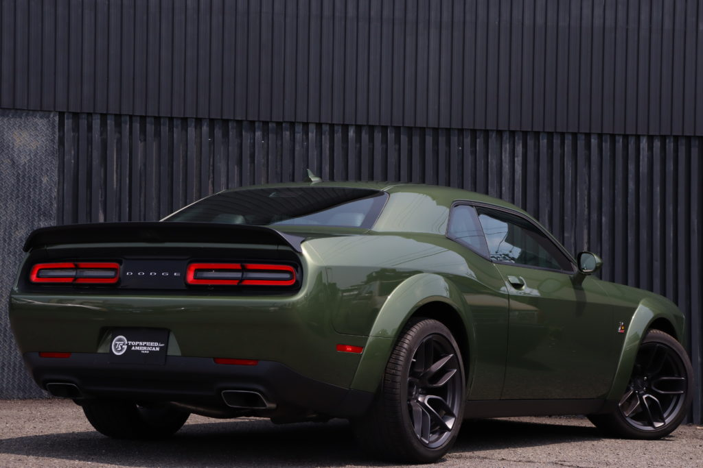 2019y DODGE challenger R/T scatpack392 widebody