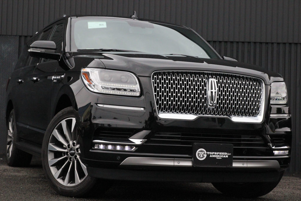 2018model LINCOLN NAVIGATOR LongSelect