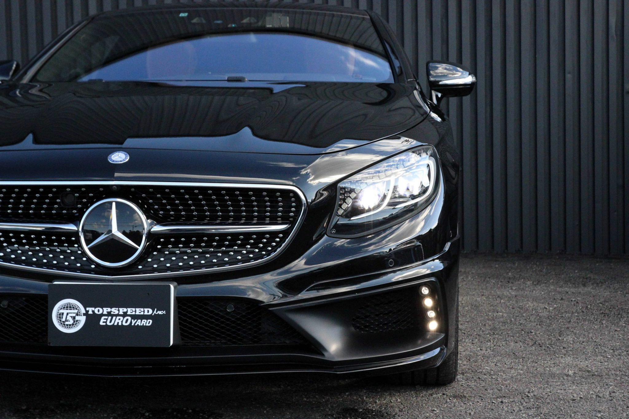 M.benz Sclass coupe