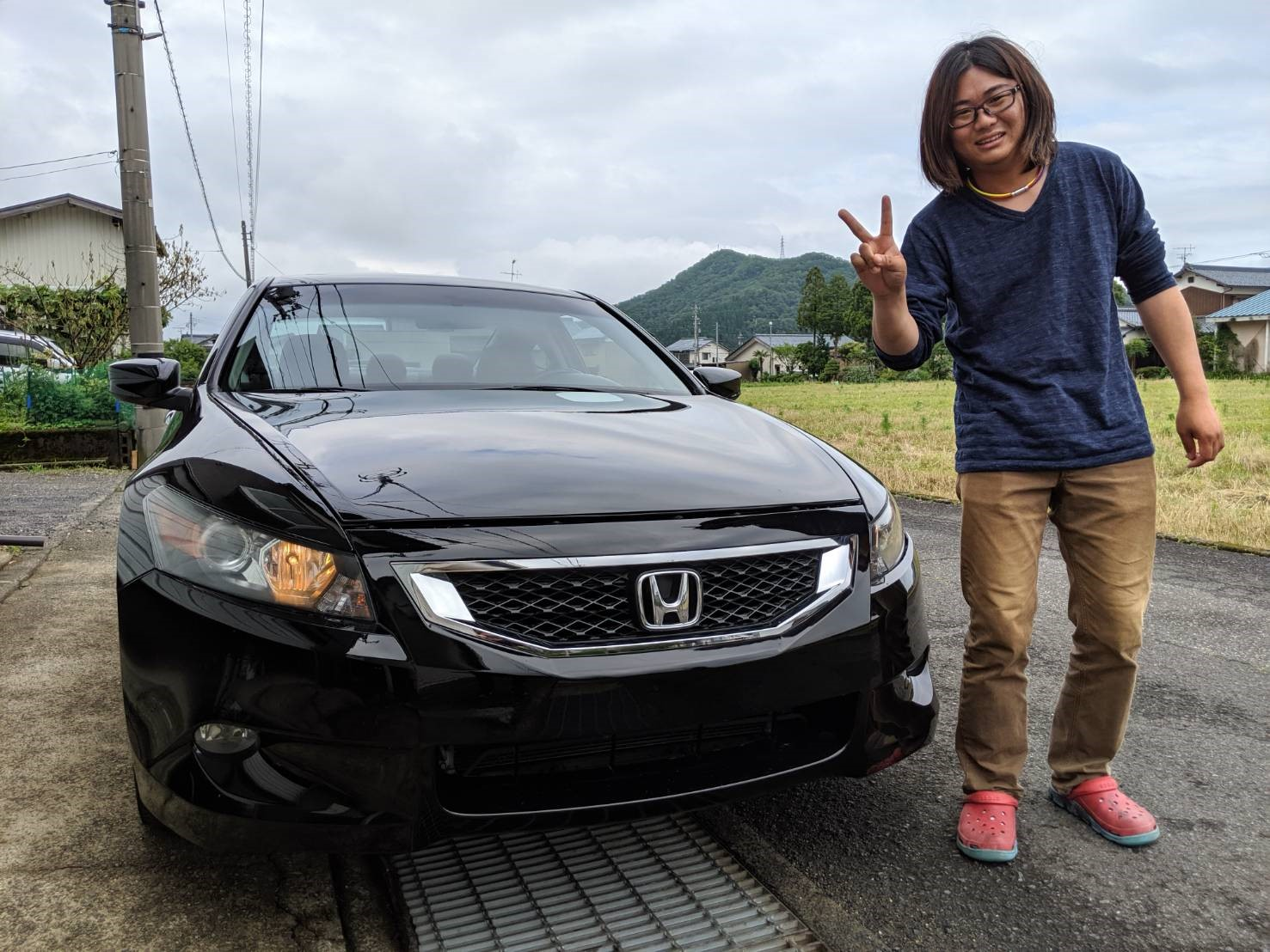 福井県S様 USHONDA Accordcoupe
