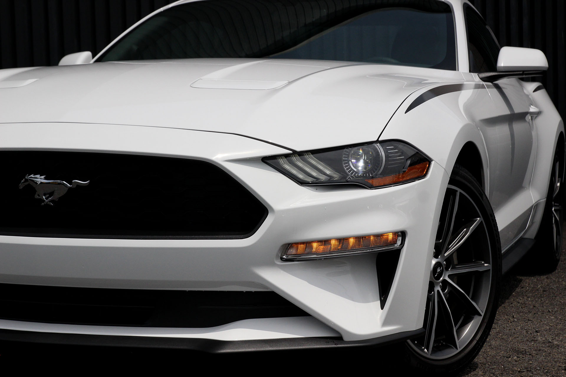 FORD Mustang 2.3EcoBoost